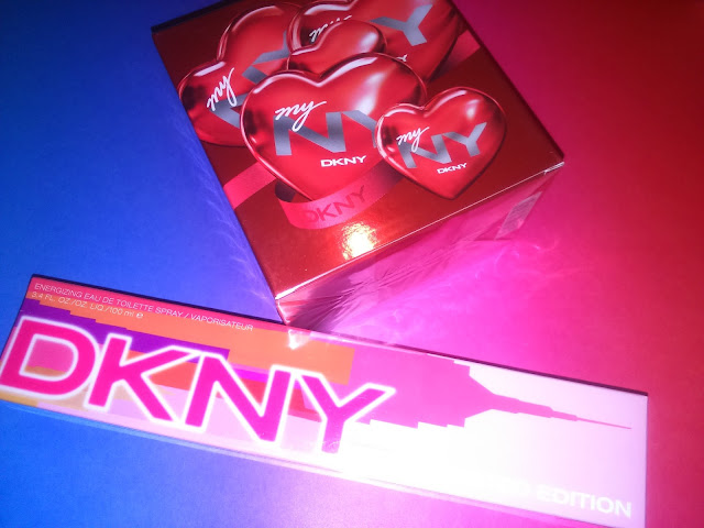 DKNY My DKNY and DKNY limited Edition
