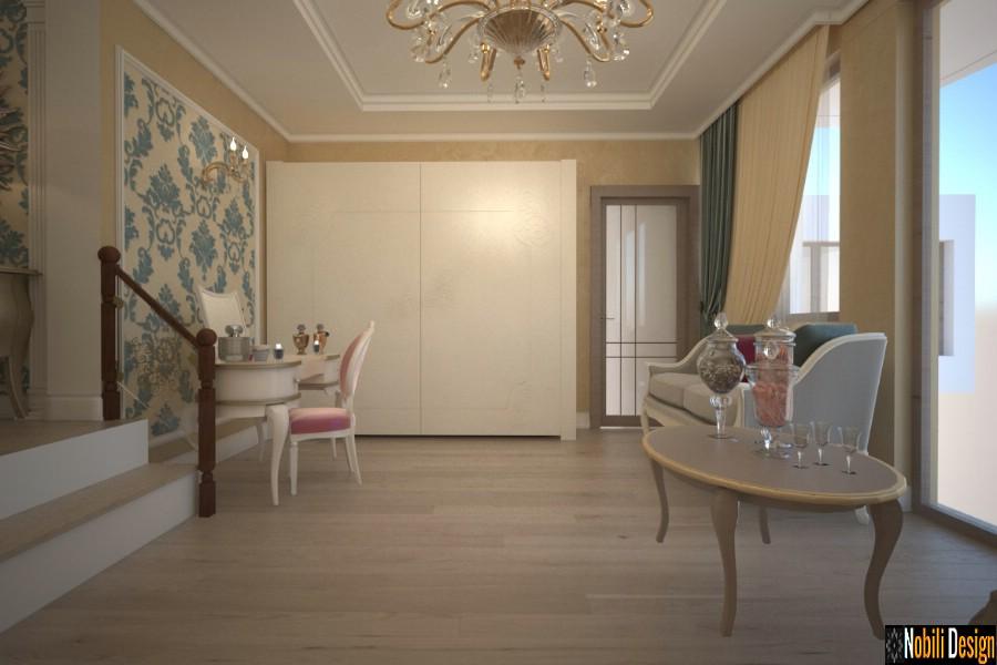 Amenajari interioare case stil clasic - Designer interior Cluj Napoca