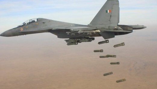 India Air Force and Army Taken Revenge of Pulwama Terror Attack. Latest Live Blog News Updates via True News India, Balakot, jai hind , bharat matat ki jai, loc, iaf jets