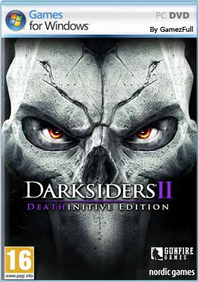 Darksiders 2 Deathinitive Edition PC [Full] Español [MEGA]