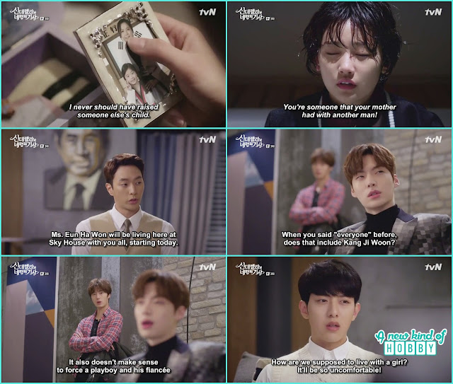 ha won at sky house - Cinderella and 4 Knights - Episode 3 Review