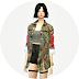 ACC military jacket_female_밀리터리 자켓_여자 악세사리 의상