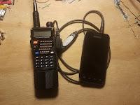 TrueHamFashion: REVIEW -- Baofeng Tech APRS-K2 TRRS Cable