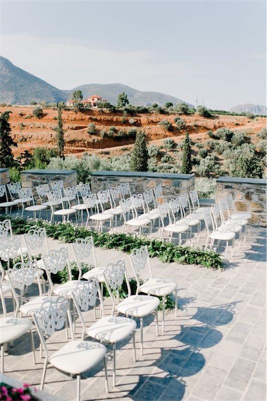 la gran boda griega