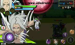 Download Sprite Momoshiki and Sage Mode for Naruto Senki