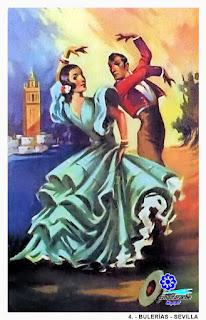 Bulerías - Sevilla - Joan Giralt Lerin - Ed. Pablo Dümmatzen