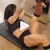 Dica de exercício abdominal para iniciantes pela Cláudia Bonavoglia