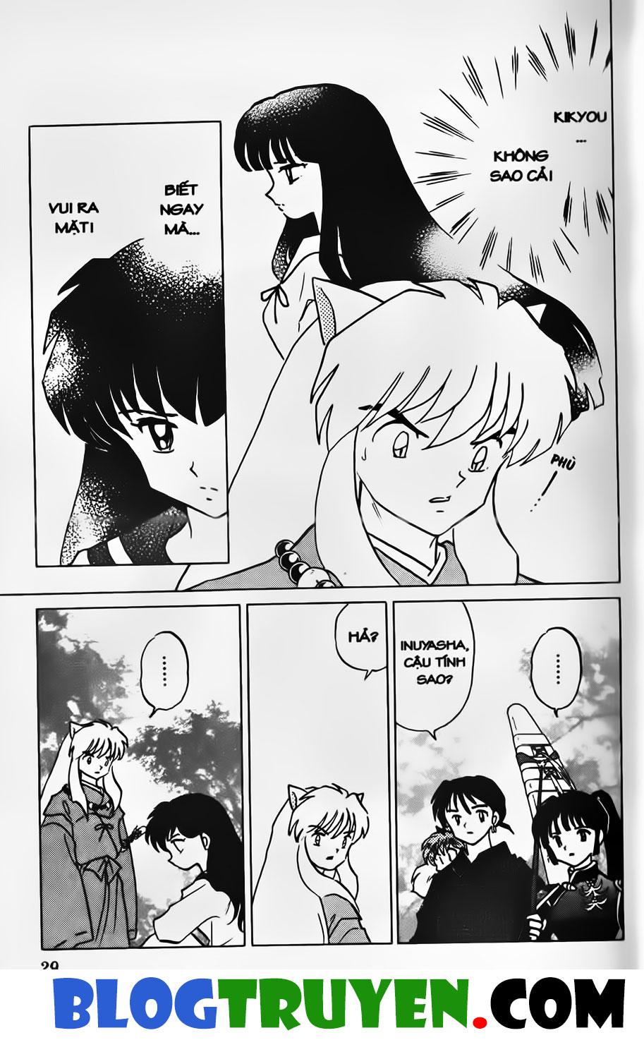 Inuyasha vol 32.2 trang 8