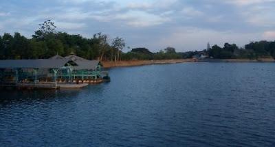 Wisata Danau Ranu Grati Pasuruan