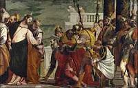 A Cura do Criado do Centurião — Mateus 8:5-13