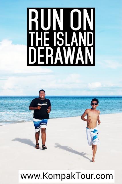 Paket Tour Travel Wisata Pulau Derawan 3H2M Murah