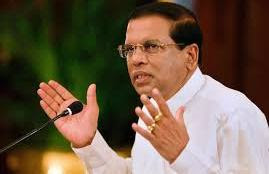 President Maithripala Sirisena today said the media