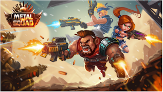 Download Game Metal Squad V1.0.4 MOD Apk Terbaru