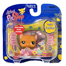 Littlest Pet Shop Collectible Pets Cat Shorthair (#539) Pet