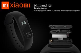 Budget Smartwatch, Xiaomi Mi Band 2 OLED