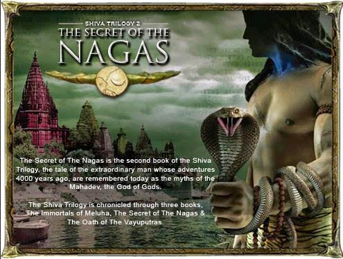 The Secret of the Nagas Amish