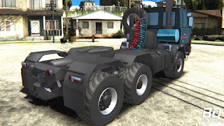 Download, mod, caminhão, TATRA 815 6x6, GTA San Andreas, GTA SA