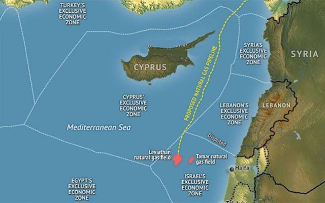 Η Κύπρος ορθώνει το ανάστημα της ενώ η Ελλάδα παρακαλάει τους Τούρκους
