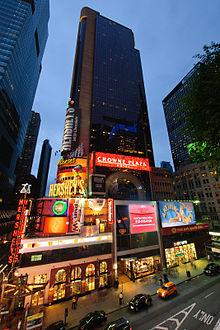 Corwne Plaza Times Square Nova York