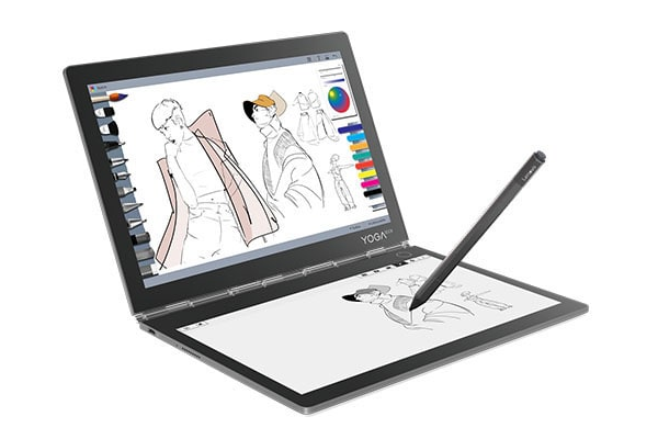 IFA 2018: Lenovo Yoga Book C930 launched, World's first dual display laptop with E Ink