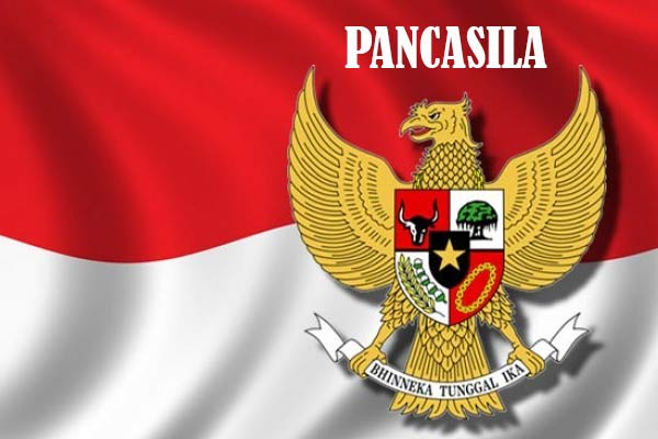 Pancasila Dasar Negara Indonesia