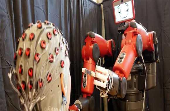 penelitian robot baxter