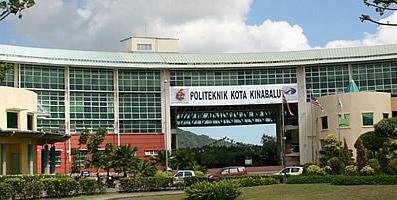 Senarai kursus yang ditawarkan di politeknik Kota Kinabalu, Sandakan dan Tawau Sabah