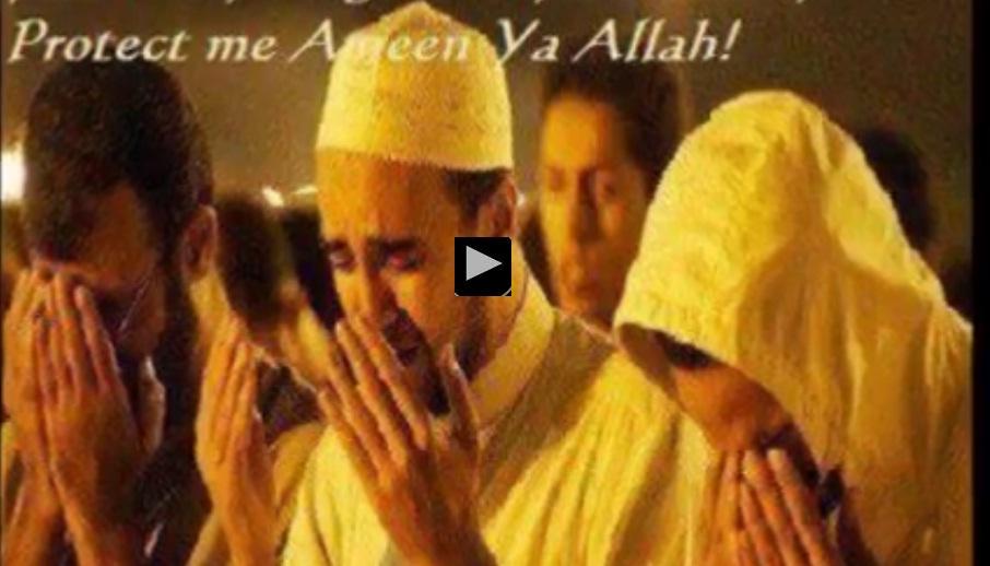 Forgive me, Ya Allah- - heart-touching DUA ♥