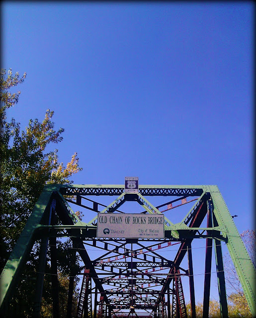Madison, IL Chain of Rocks Bridge