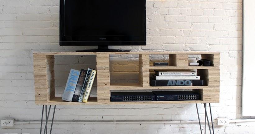 initiales gg diy fabriquer un meuble tv. Black Bedroom Furniture Sets. Home Design Ideas