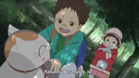 Natsume Yuujinchou Go Subtitle Indonesia Episode Spesial