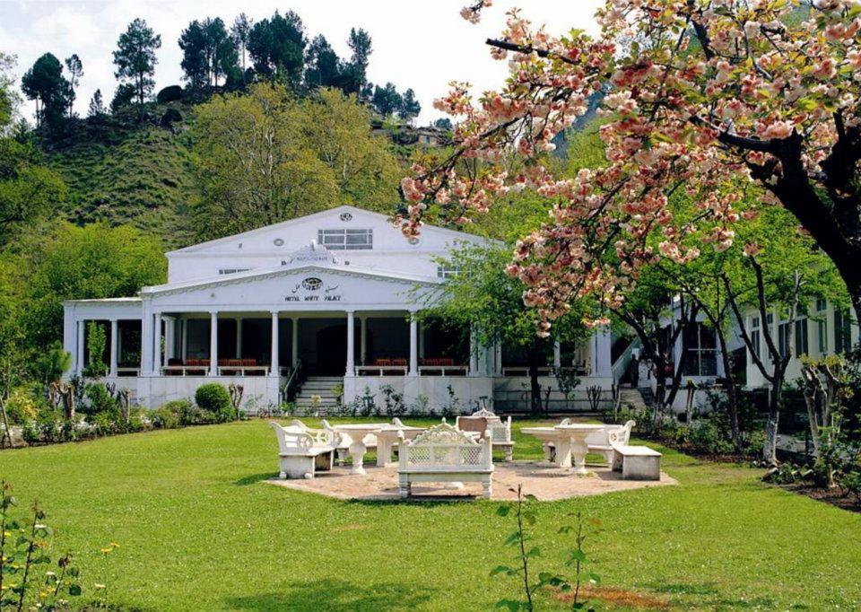 Murghzar White Palace, Swat Valley, Pakistan