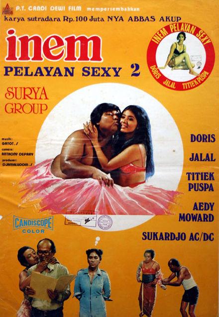 Inem Pelayan Sexy II (1977)