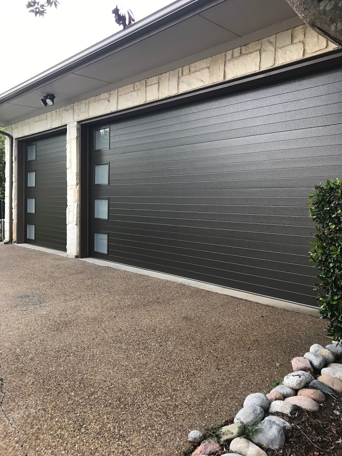 Garage doors repairs installations for Clopay steel garage doors
