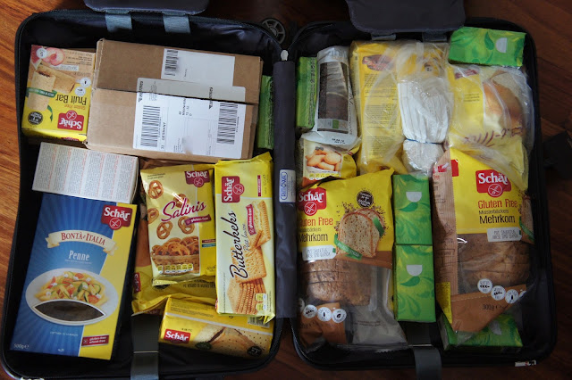 Products to pack for a gluten-free vacation in Koh Samui, Thailand