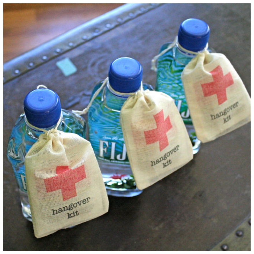 Wedding Party Favor Ideas: A Fantastic Wedding Favour Idea