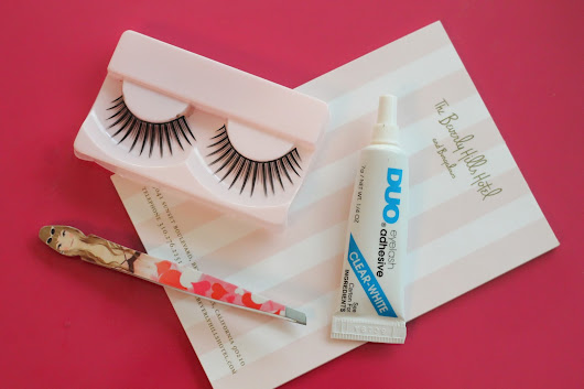 Everything You Didn't Know About False Eyelashes