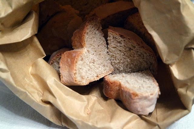 Brotschneidemöglichkeiten