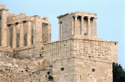 O templo restaurado