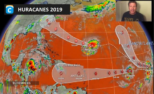 temporada de huracanes del Atlántico 2019