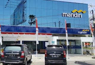 ATM MANDIRI Setor Tunai [CDM] LHOKSEUMAWE
