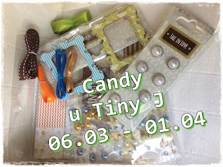 Candy u Tiny               do 1/04