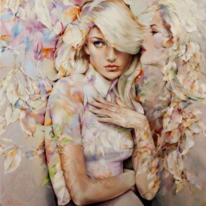 Красота и женственность. Wendy Ng
