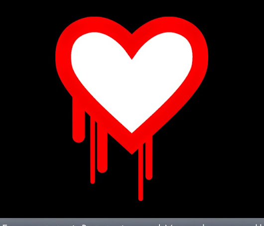 Heartbleed - unveiling a curious quirk in humanity's heart