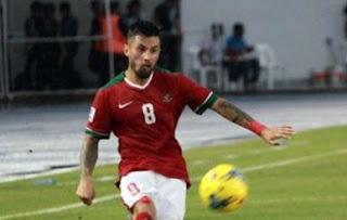 Stefano Lilipaly Respons Ketertarikan Persib Bandung