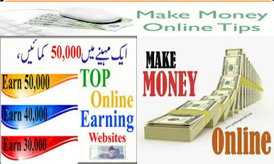 14 Ways to Earn Money Online from Home Without Investment-pujckaonline