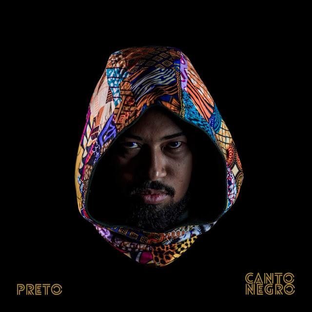 O rapper PRETO lança o álbum Canto Negro