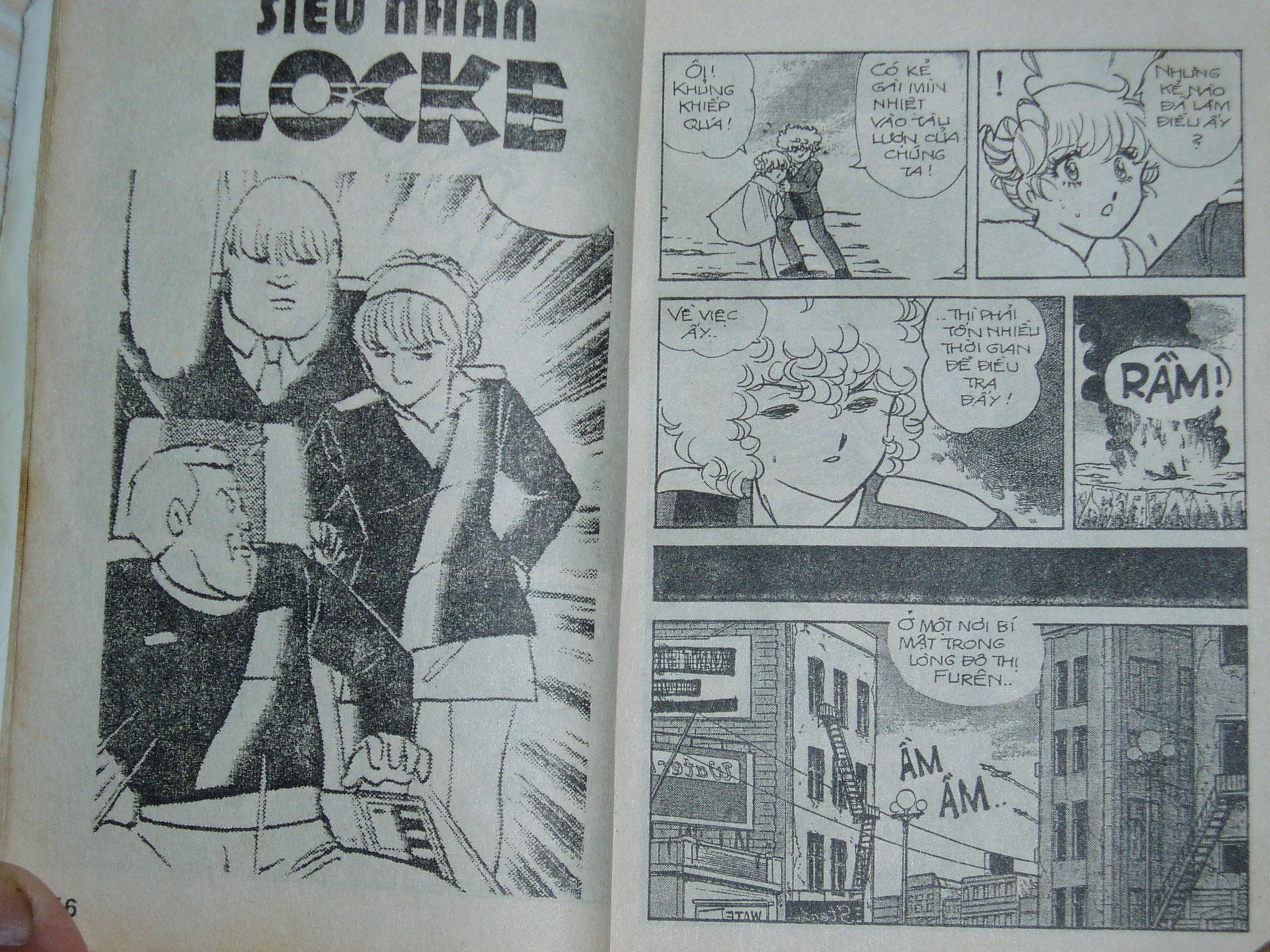 Siêu nhân Locke vol 13 trang 7