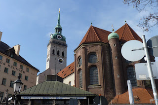 Peterskirche.