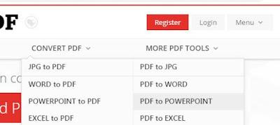Cara Merubah File PDF Ke File Powerpoint  Dengan Cepat